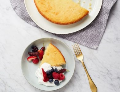 Gluten-Free Lemon Yogurt Cake