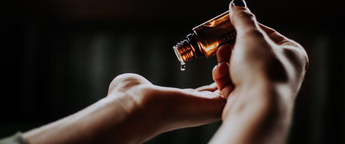 Hand Sanitizer Recipe Using Essential Oils